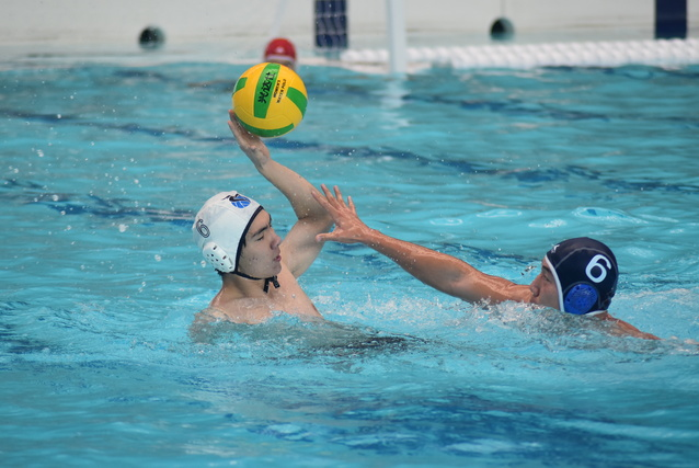 女子 高校 水球